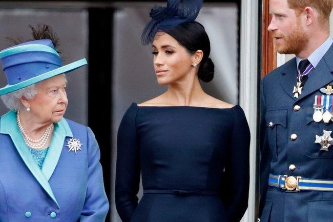 Елизавета II рассказала о дальнейшей судьбе принца Гарри и Меган Маркл
