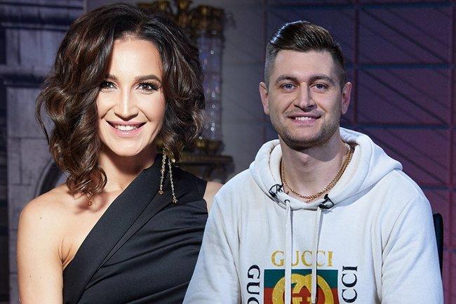 Ольга Бузова и Манукян Давид