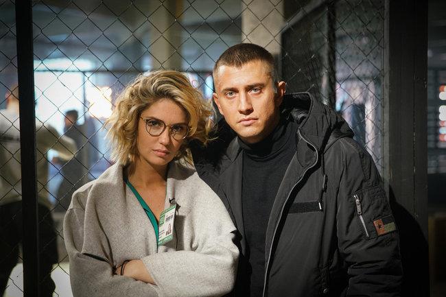 Агата Муцениеце  и Павел Прилучный разводятся