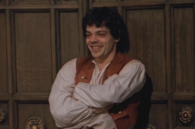 """Константин Райкин """"Труффальдино из Бергамо"""" 1976"""