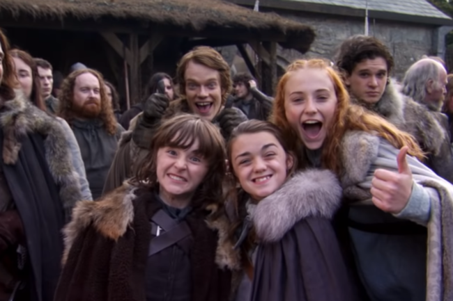 Game of Thrones, сериал, 2011–2019 (18+)