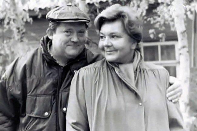 Виктор Павлов и Татьяна Говорова