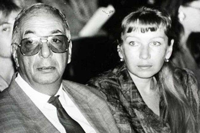 Микаэл и Вера Таривердиевы