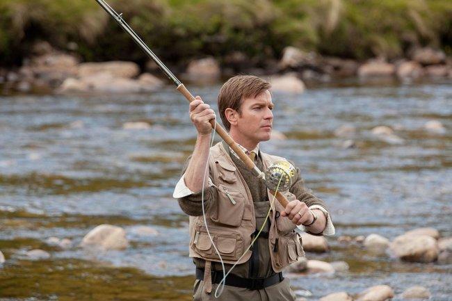 Юэн Макгрегор «Рыба моей мечты»