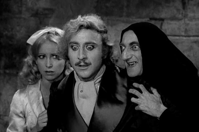 «Молодой Франкенштейн» (1974)