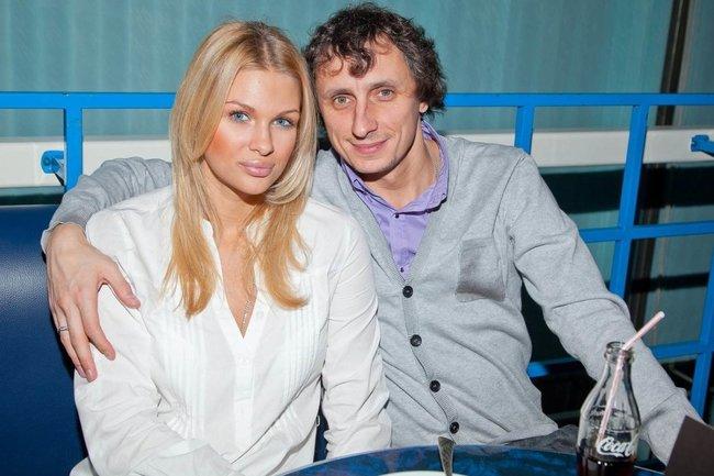 Вадим Галыгин и Ольга Вайнилович