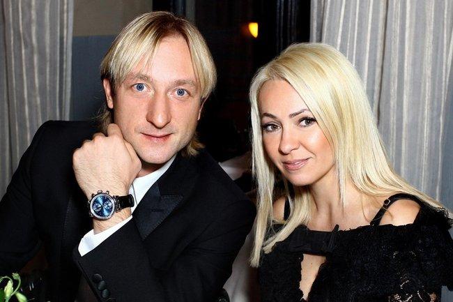 Яна Рудковская и Евгений Плющенко ищут суррогатную мать