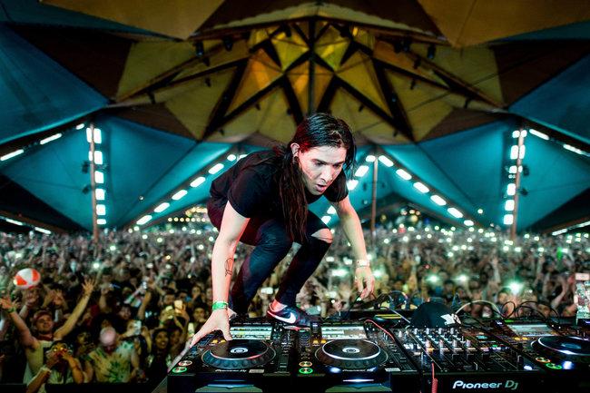 DJ Skrillex
