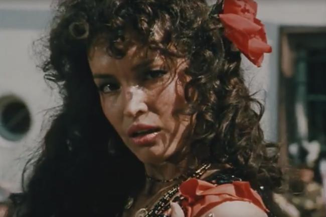 """Анна Самохина  """"Дон Сезар де Базан"""" 1989"""