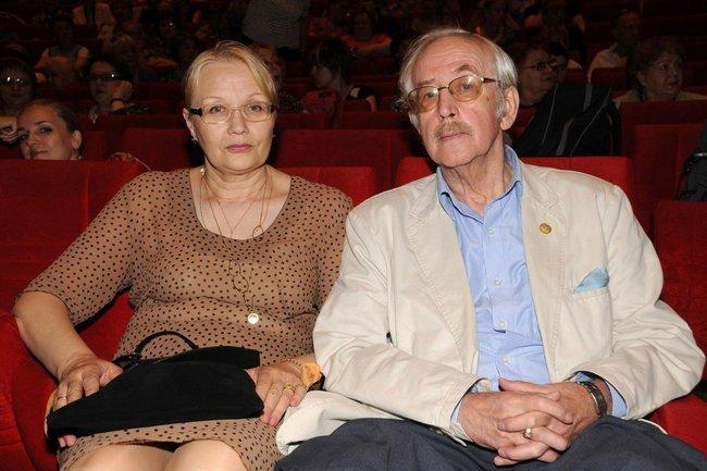 Василий и Елена Ливановы