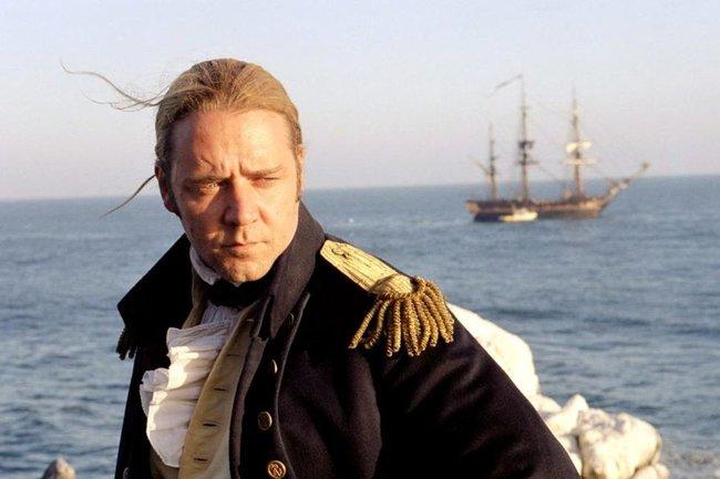 «Хозяин морей: на краю Земли», 2003