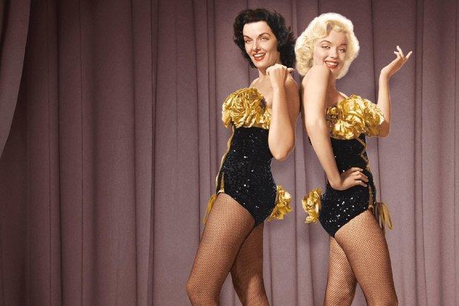 Джентльмены предпочитают блондинок (Gentlemen Prefer Blondes) 1953