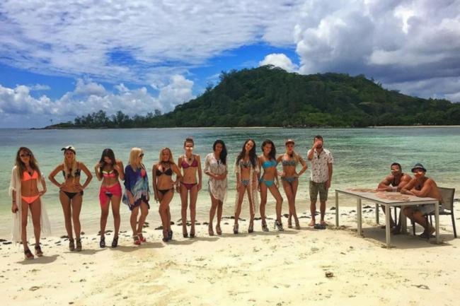 Дом-2 на Сейшельских островах