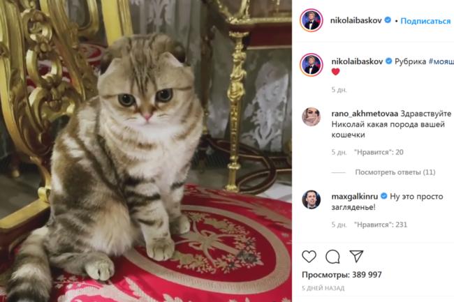 Николай Басков — Instagram