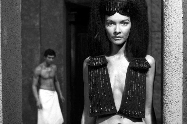 Барбара Брыльска (Фараон 1966)