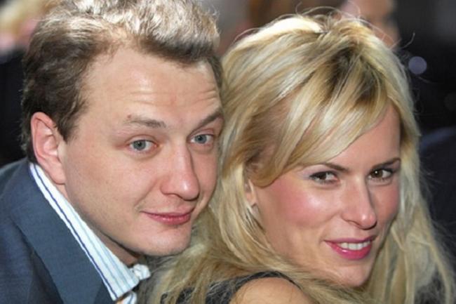 Марат Башаров с Лизой Круцко