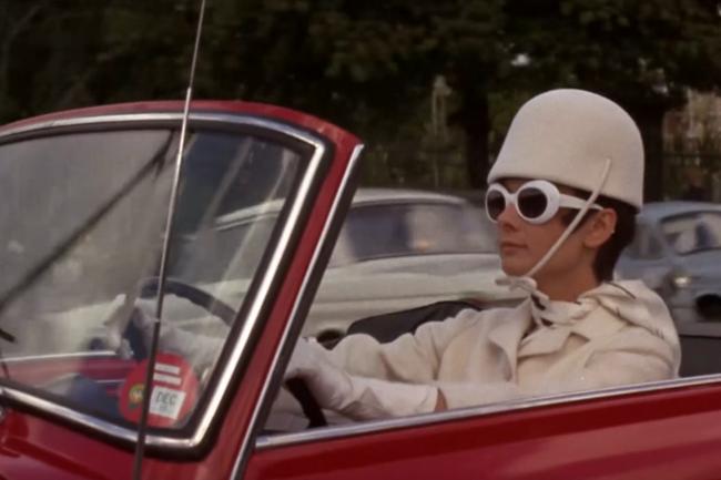 """Одри Хепберн """"Как украсть миллион"""" 1966"""