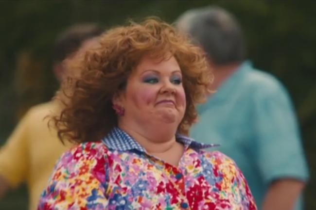 """Мелисса МакКарти """"Поймай толстуху, если сможешь"""""""