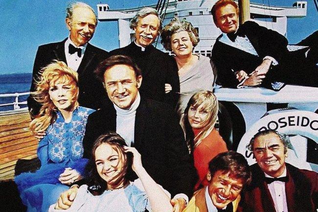 Приключения «Посейдона» (1972)