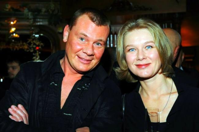 Владислав Галкин и Дарья Михайлова