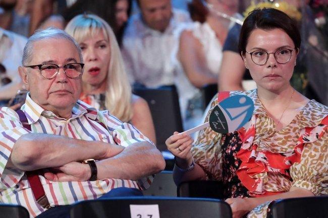 Петросян Евгений и Татьяна Бурхунова