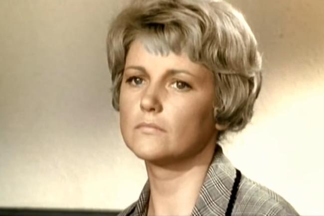"""Элеонора Шашкова """"Семнадцать мгновений весны""""1973"""