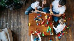 Выходные в радость: чем занять ребенка дома