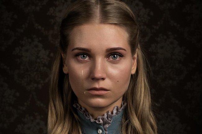Кристина Асмус слезы